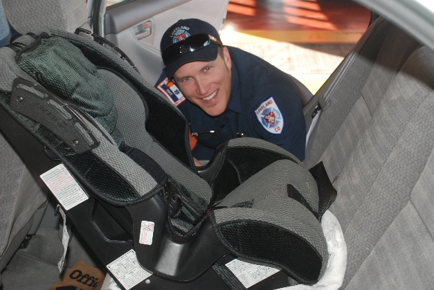 Photo of Car Seat Installation