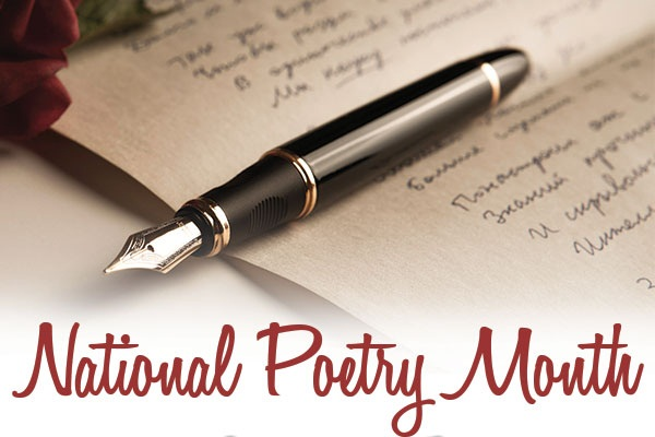 Month-long Poetry Celebration comes to Loveland in April for National Poetry Month