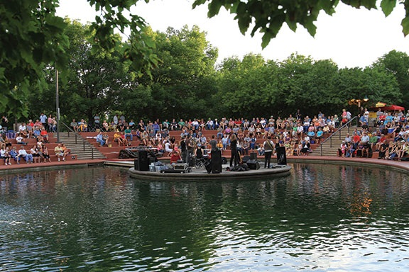 Foote Lagoon Summer Concerts