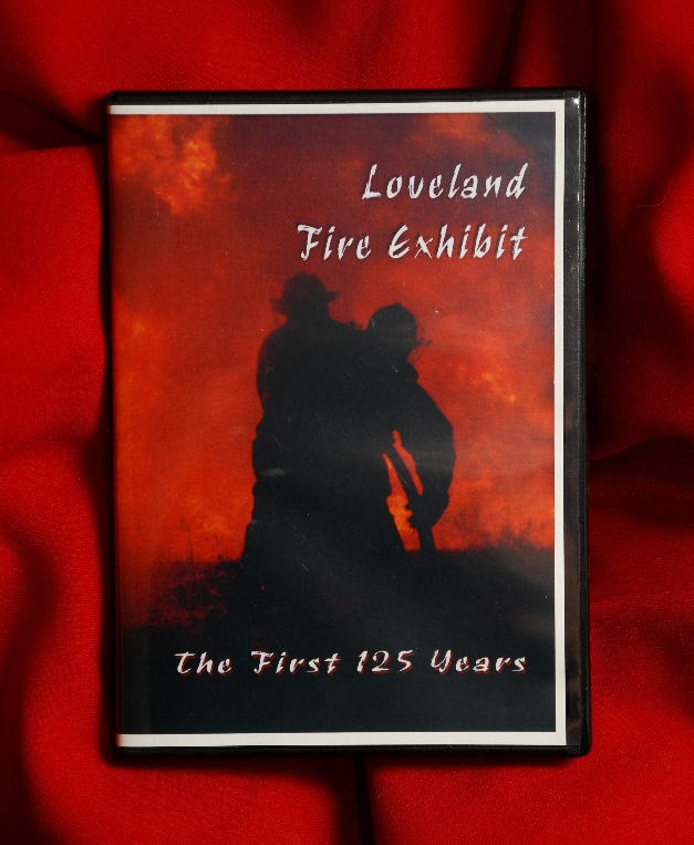 Photo of Fire Exhibit DVD Cover