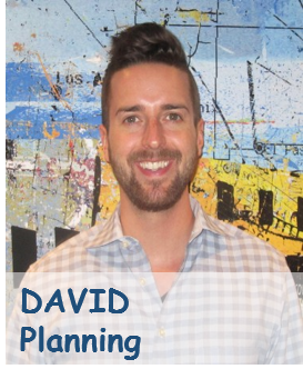 Picture of David in Planning