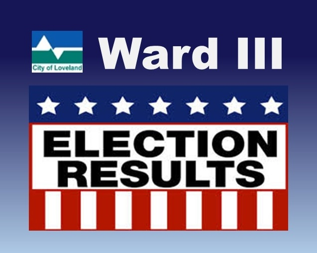 Ward 3 Election Results