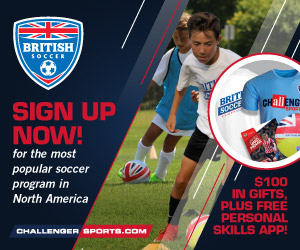 British Soccer Summer Camp 18