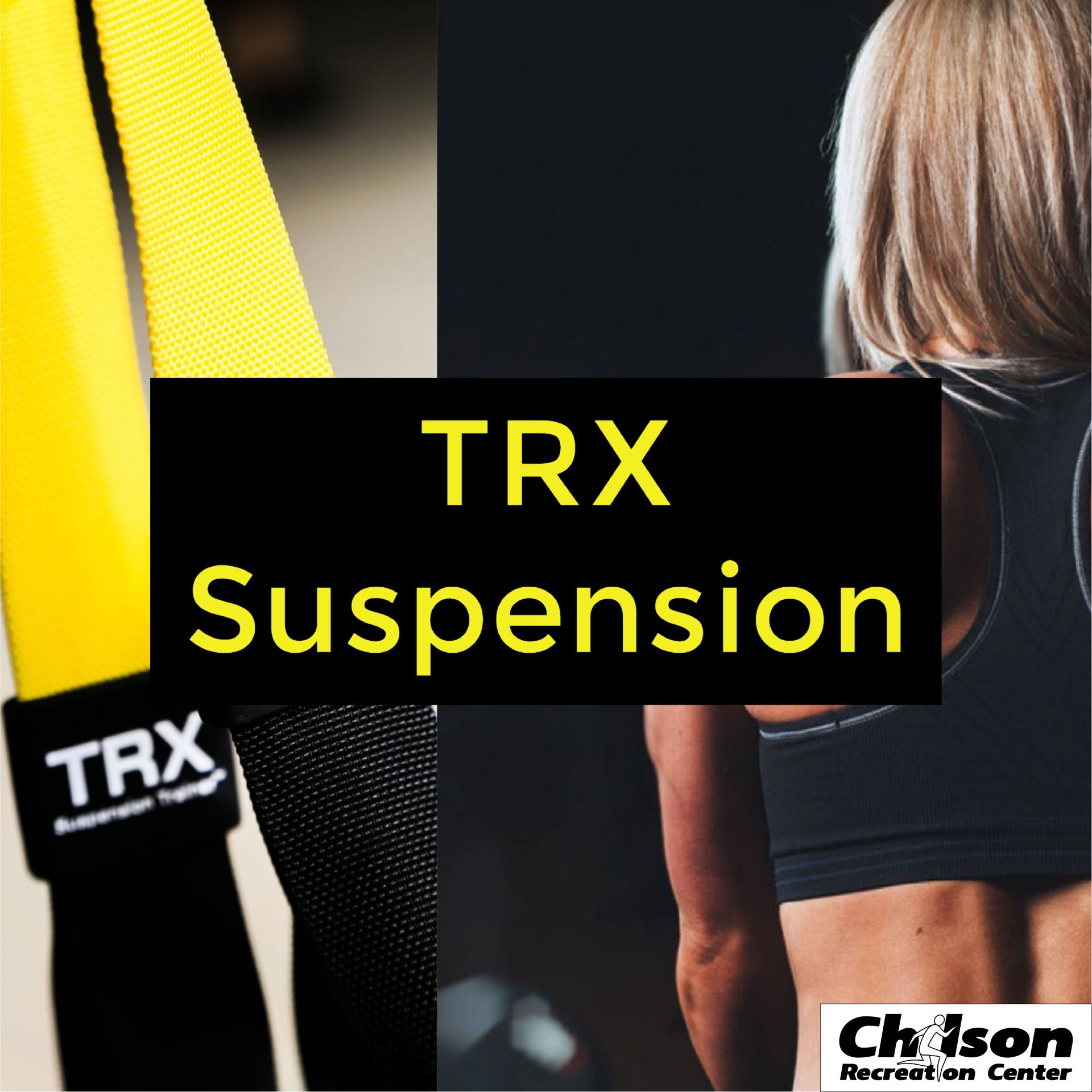 TRX classes at Chilson Recreation Center