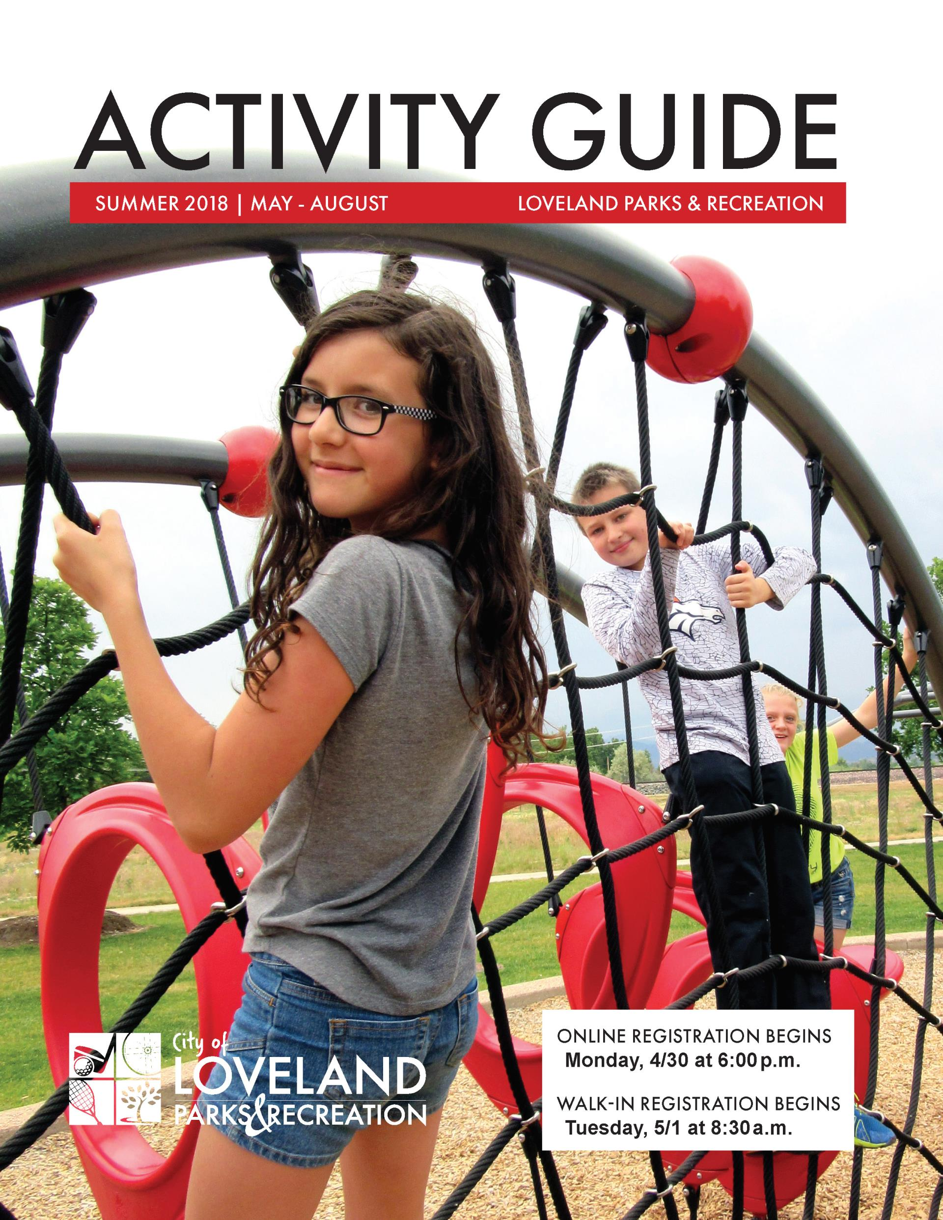 Loveland Summer 2018 Activity Guide