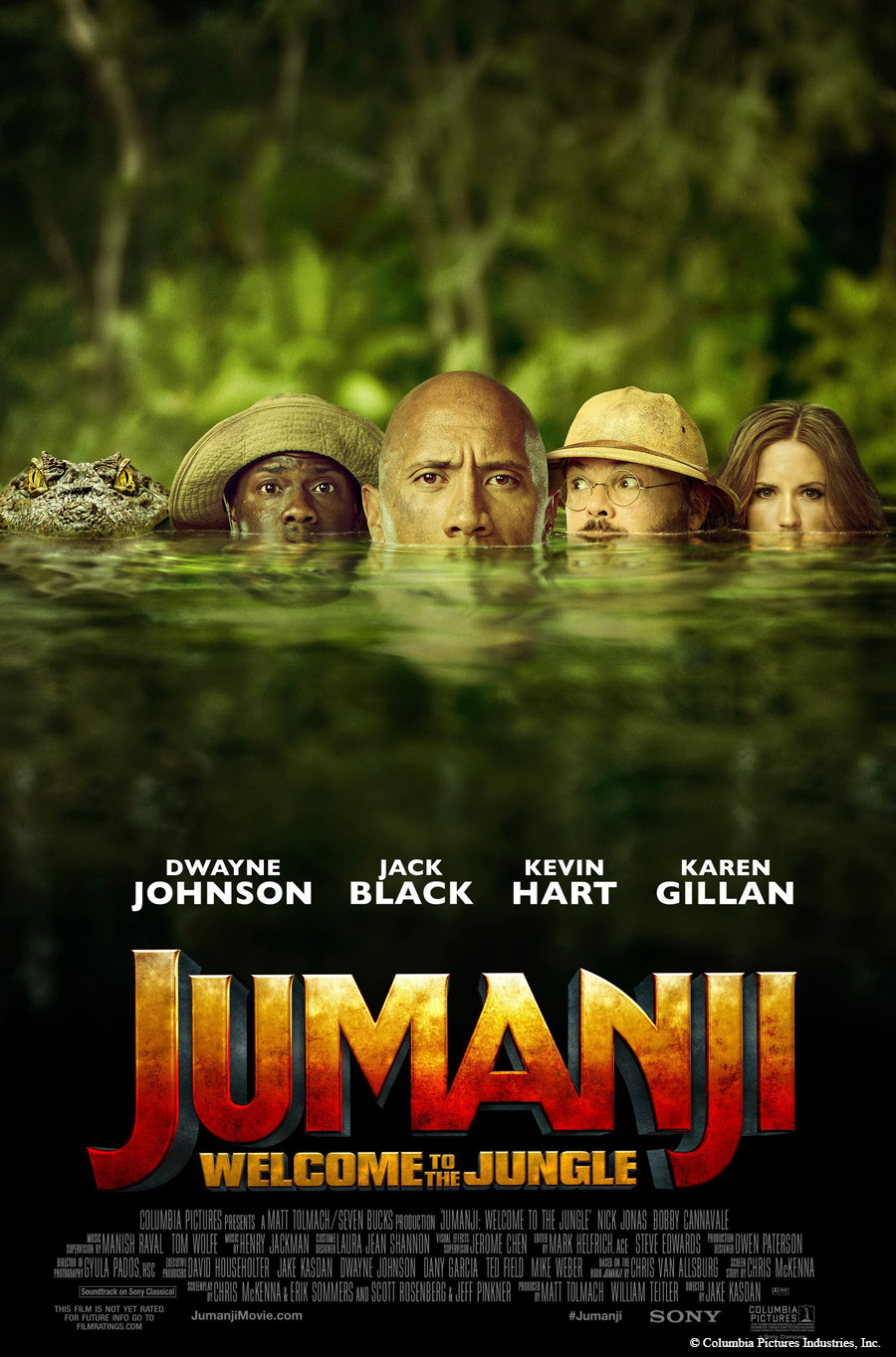 Jumanji - Movies in the Park
