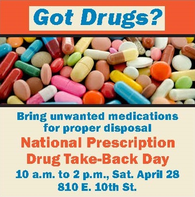 2018 Drug Take Back