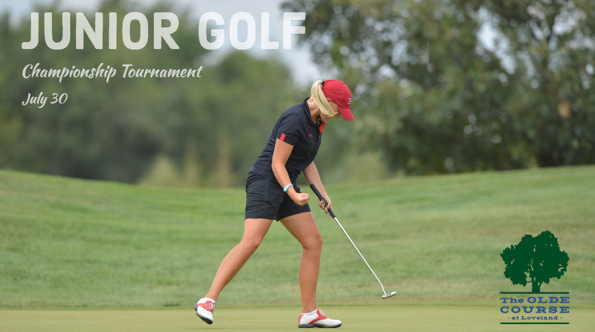 City of Loveland Junior Golf Tournament