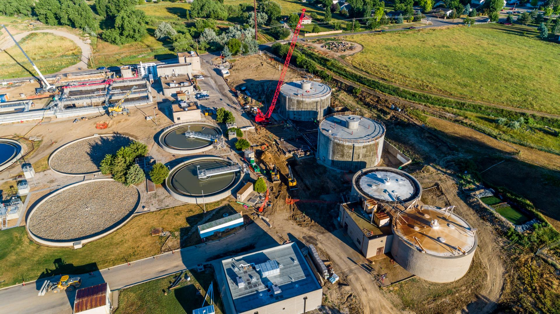 Wastewater Treatment Plant Expansion Project | City of Loveland
