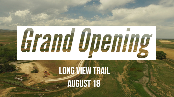 Long View Trail Grand Opening Aug. 18