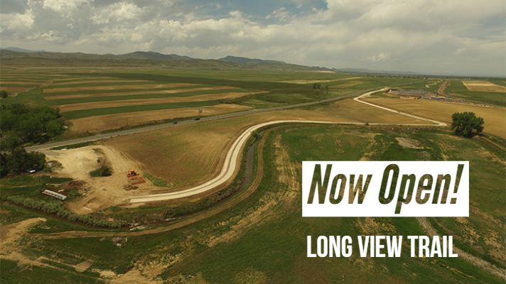 Long View Trail in Loveland is now open.