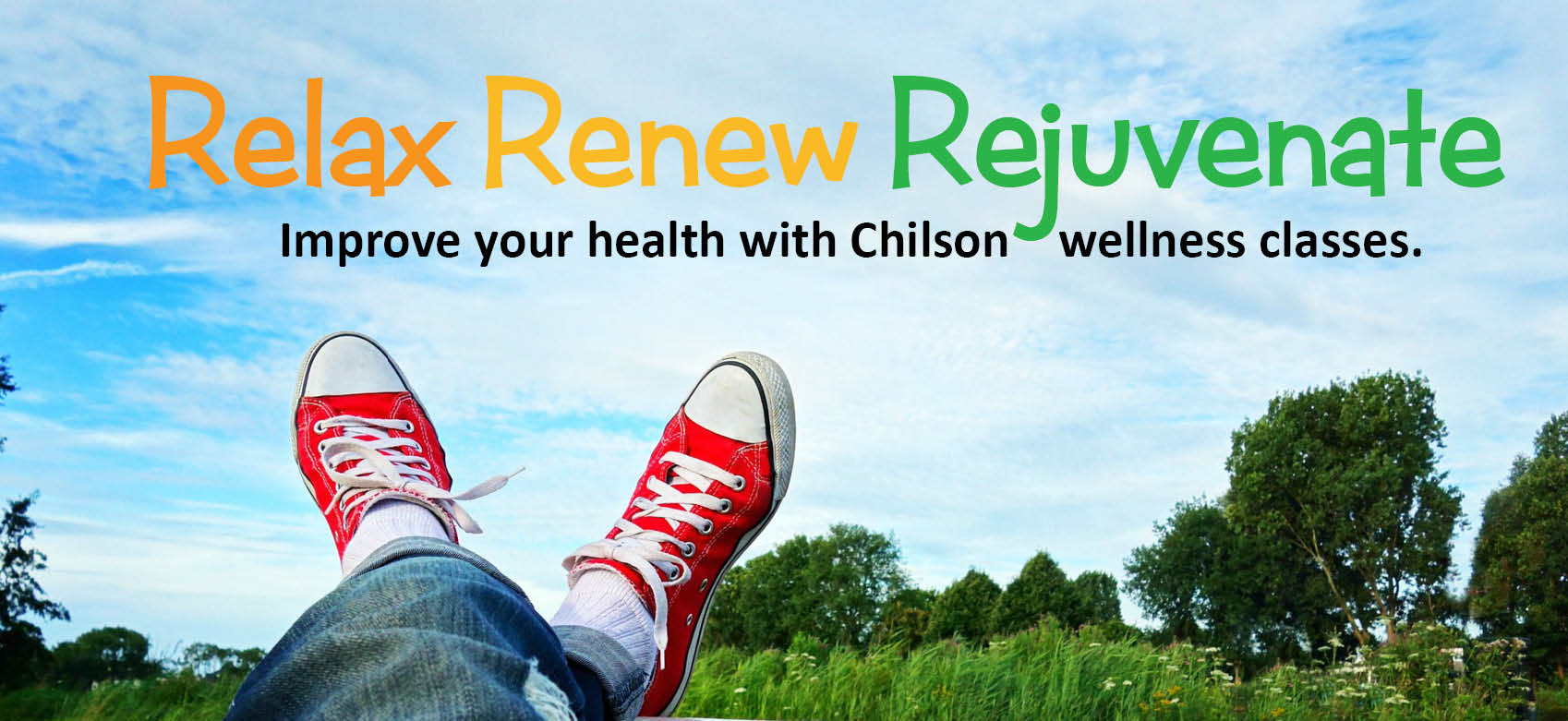 Improve your health with Chilson wellness classes