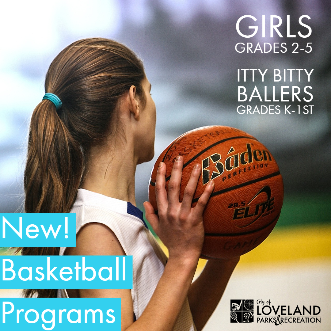 girls and youth basketball in Loveland