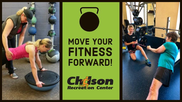 personal trainers at Chilson Recreation Center Loveland