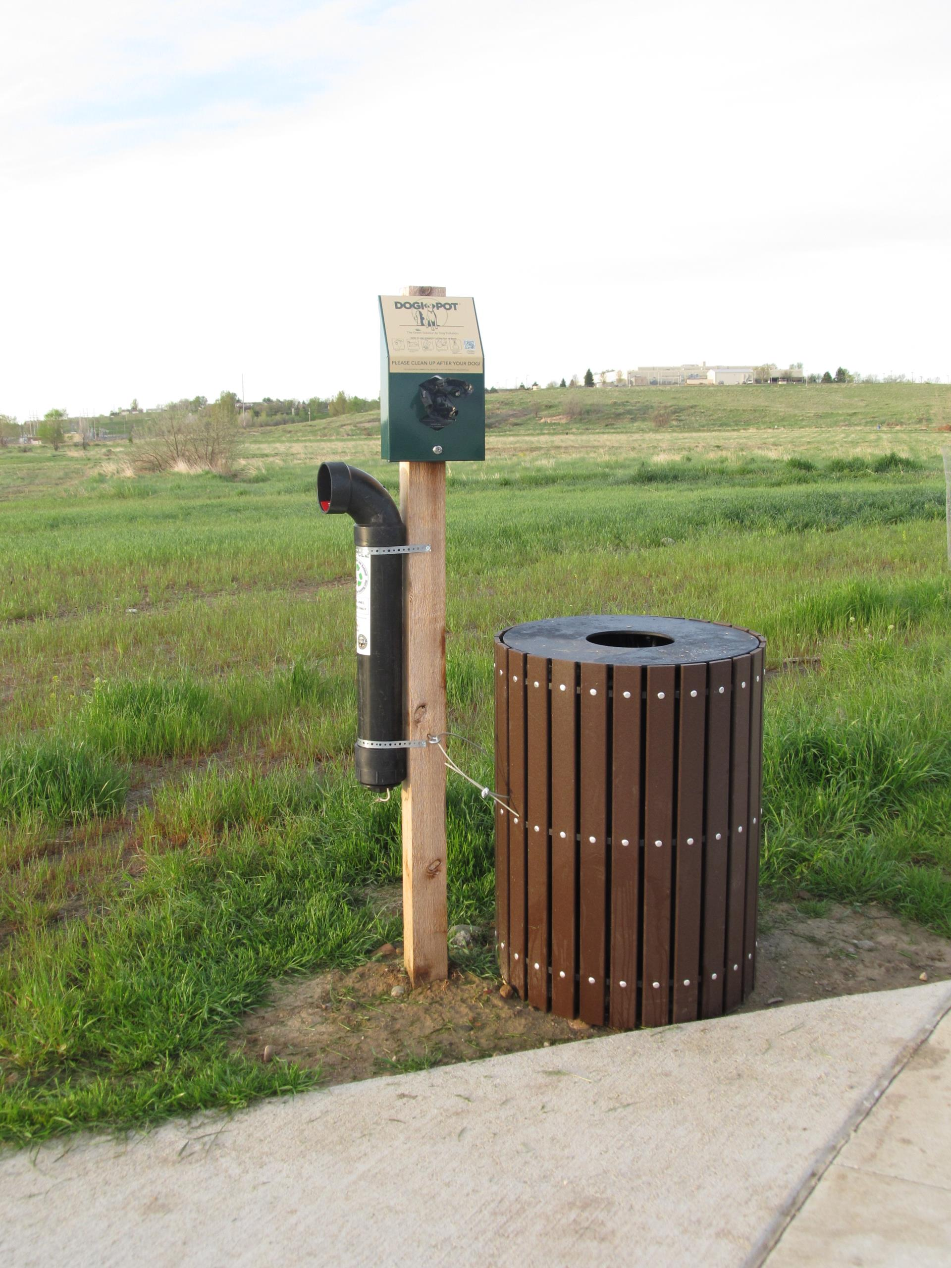 recycling tube for fishing line in Loveland