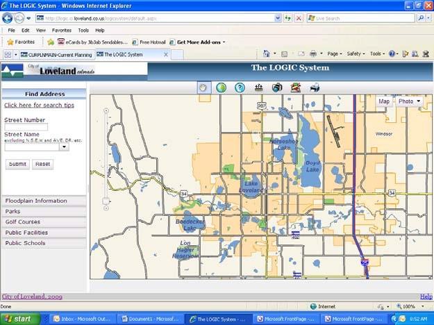 Property Zoning Information | City of Loveland
