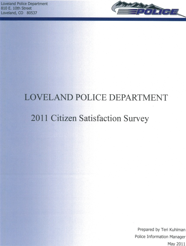 citizen survey