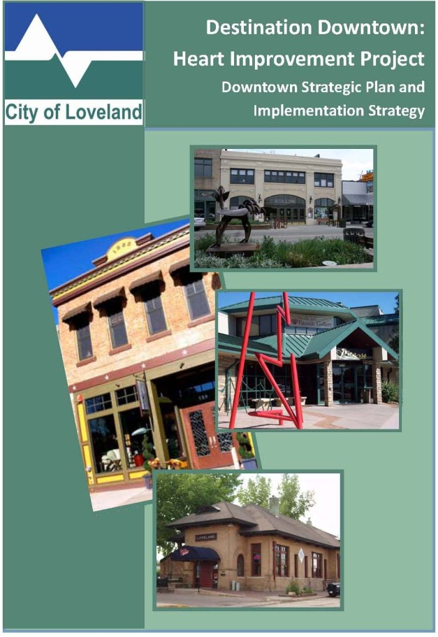 DT Strategic Plan Cover