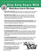 Bear Alert Trail
