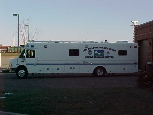 command vehicle