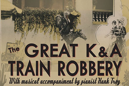 Great K&A Train Robbery