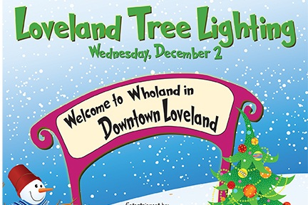 Loveland Tree Lighting