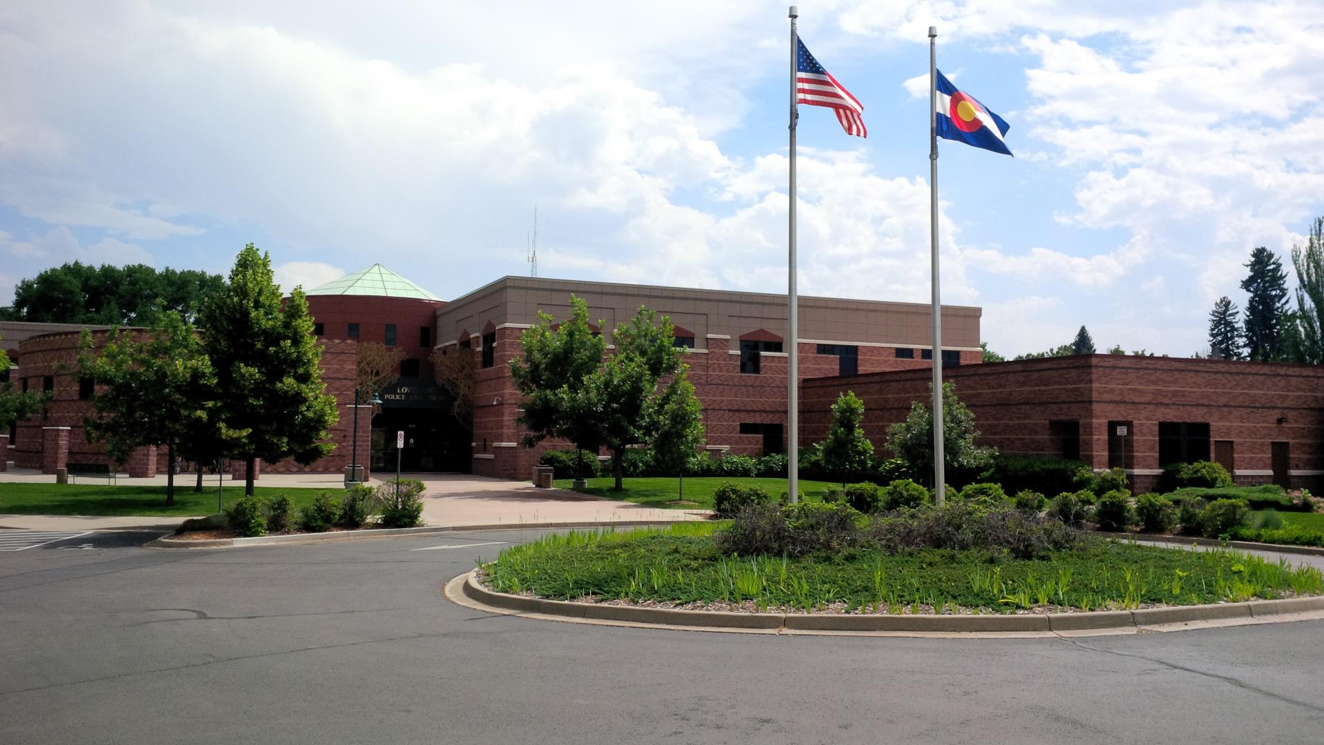 Police & Courts Building | City Facilities | City of Loveland