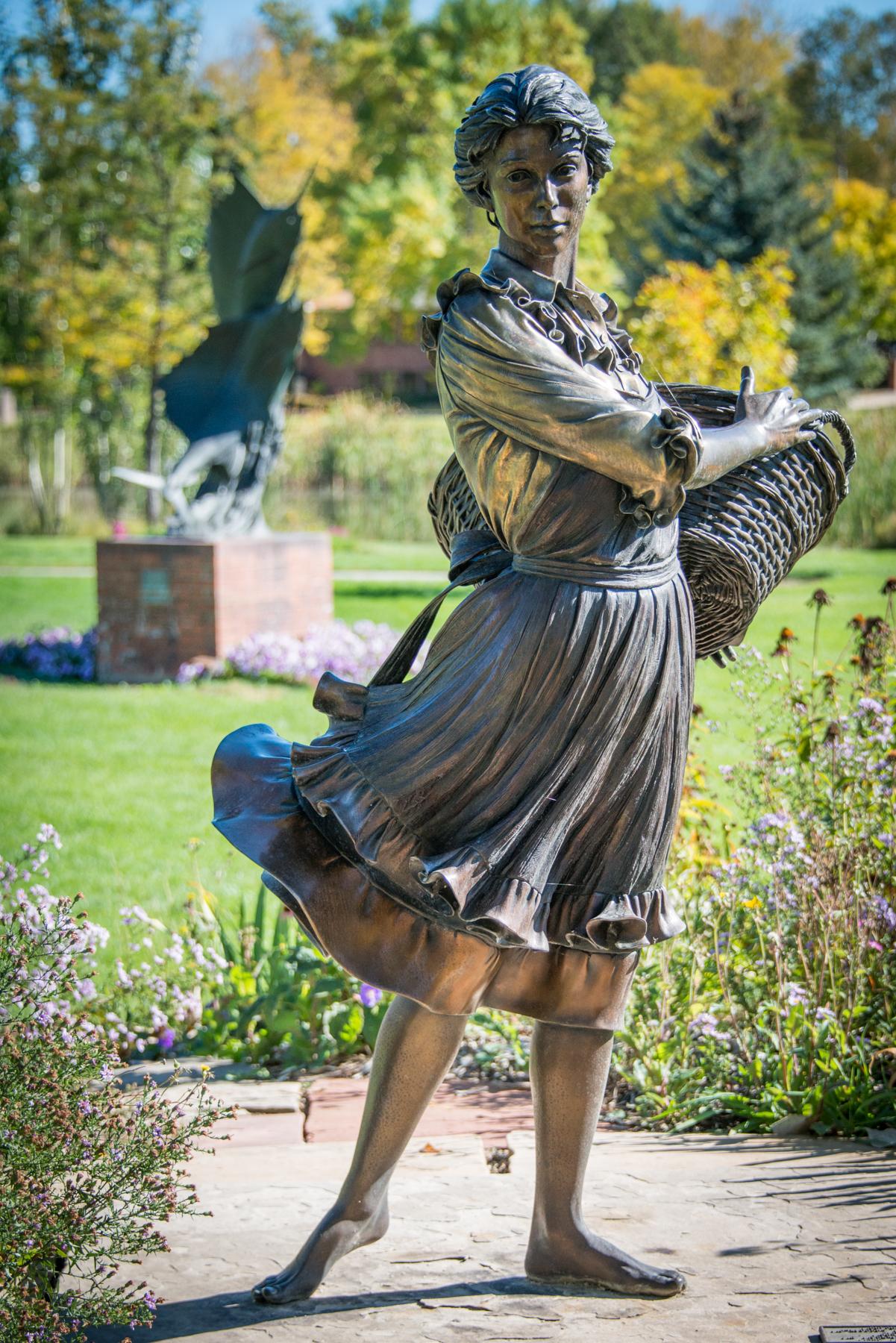 Benson Sculpture Garden City Of Loveland