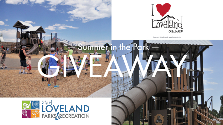 Summer in the Park Giveaway