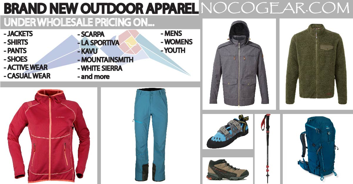 NoCo Gear items for sale at Loveland Ski & Sports Swap