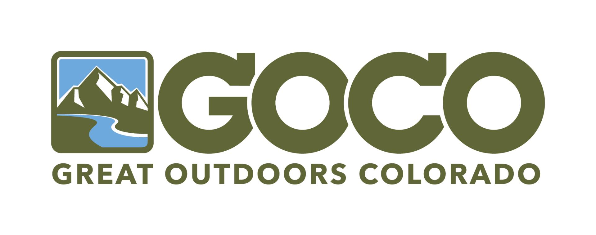 Great Outdoors Colorado GOCO logo