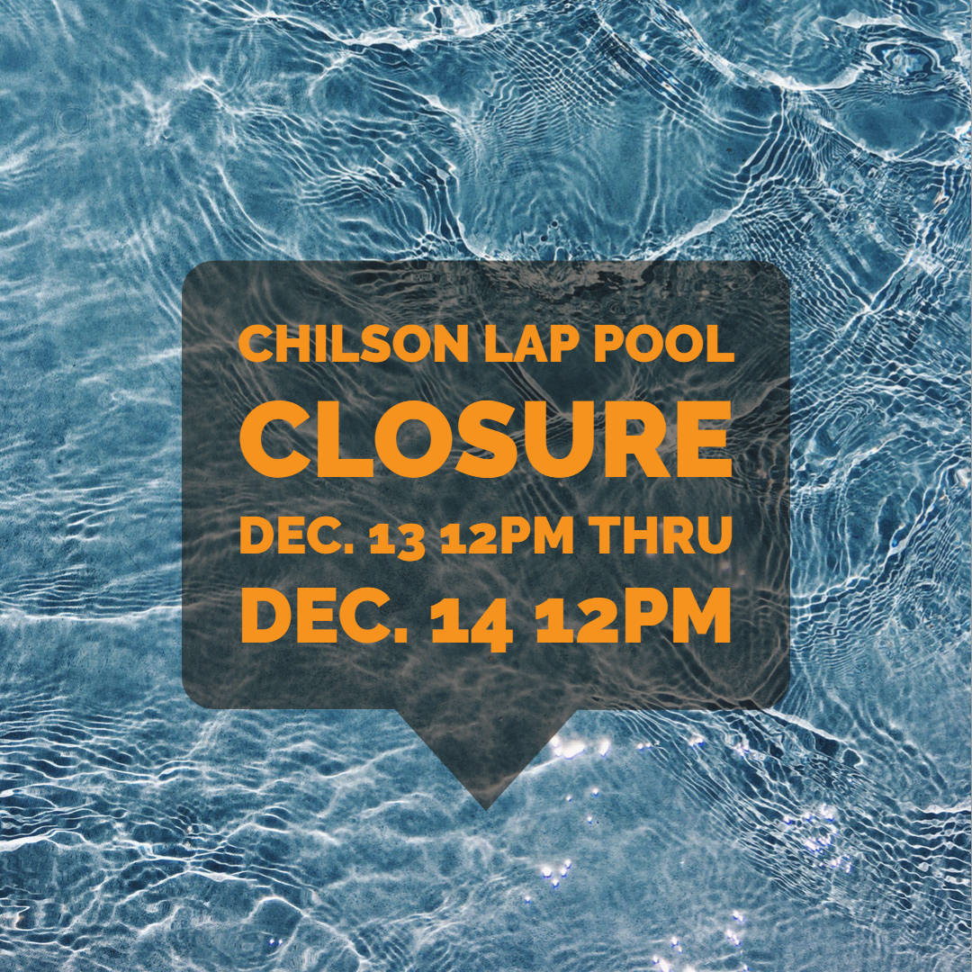 lap pool closure