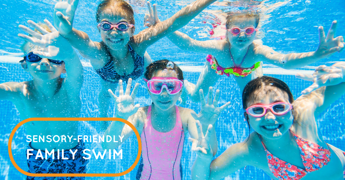 Sensory Friendly Family Swim in Loveland
