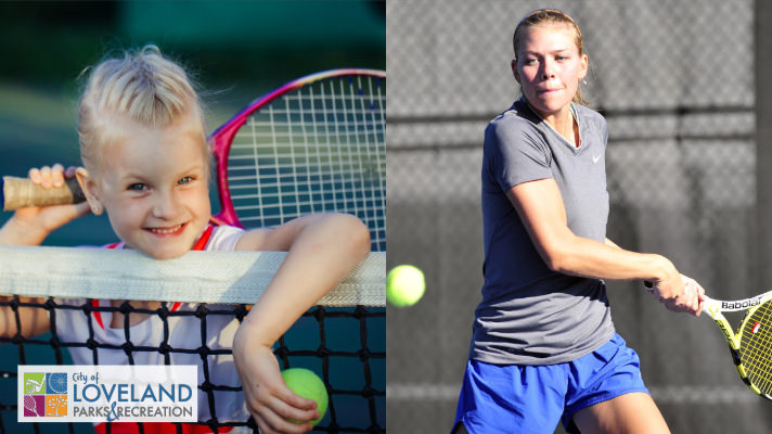 youth and adult tennis lessons