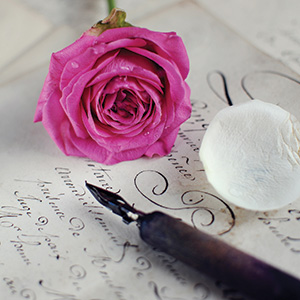 Poetry and Rose