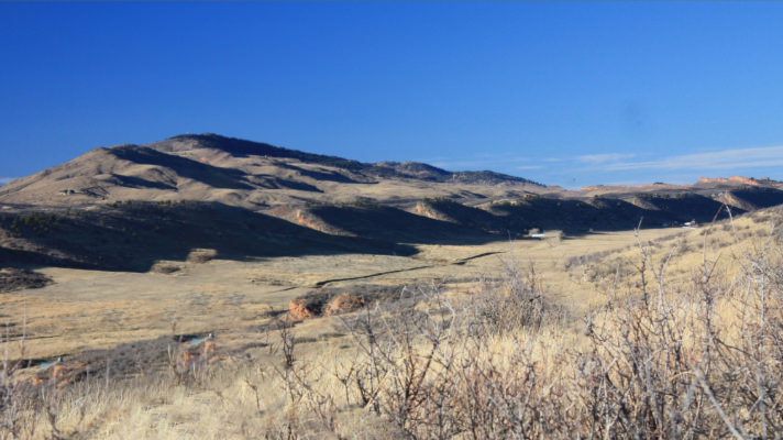 photo of Skyline Natural Area in west Loveland