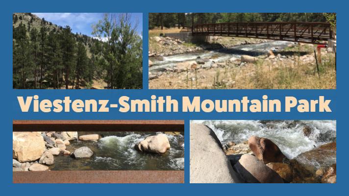 Viestenz-Smith Mountain Park   City of land on