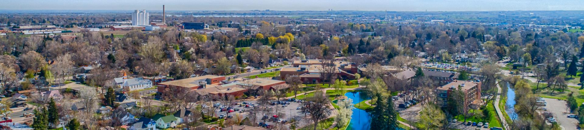 City of Loveland skyline