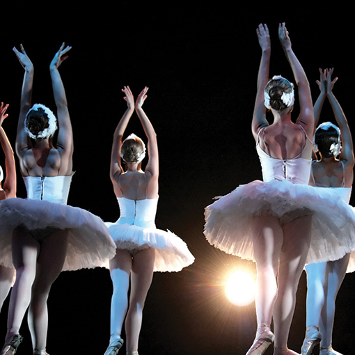 The Nutcracker Ballerinas