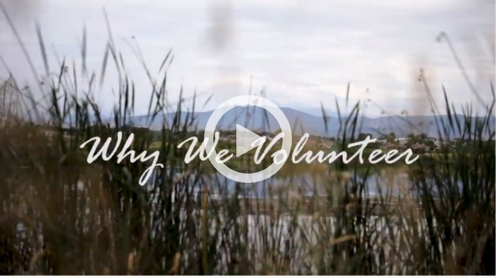 Video: Why volunteer with Loveland Open Lands & Trails