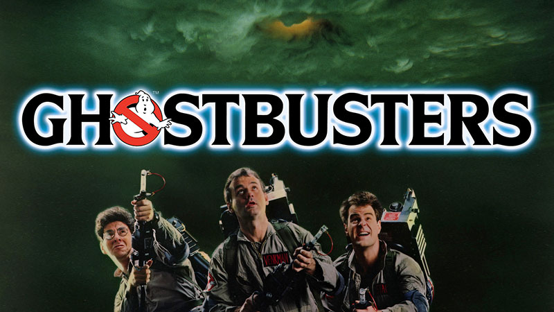 Ghostbusters - free event in Loveland