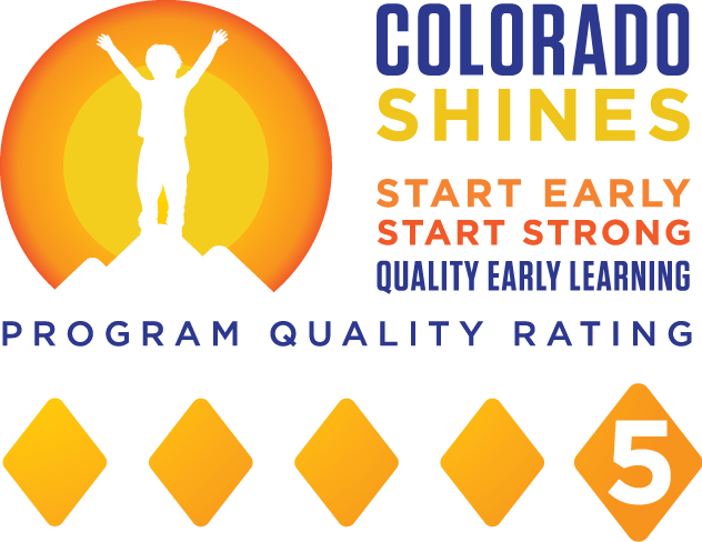 Colorado Shines Level 5 Program Rating Logo