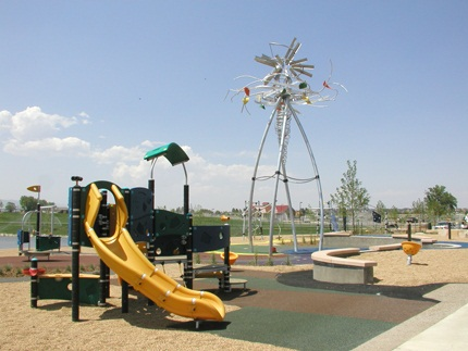 Loveland Sports Park Play Spray