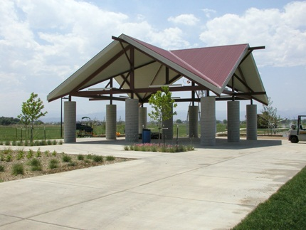 Loveland Sports Park Corporate Shelter
