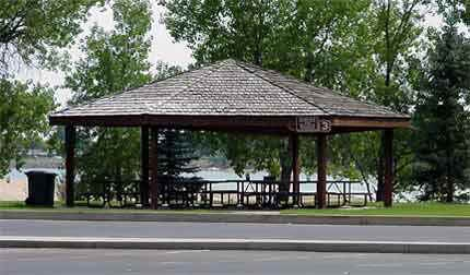 North Lake Park Shelter 3