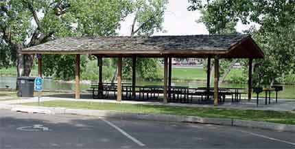 North Lake Park Shelter 2