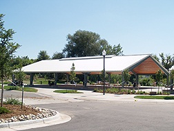 Fairgrounds Park Pavilion 1