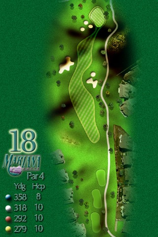 Mariana Butte Hole #18