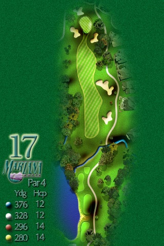 Mariana Butte Hole #17