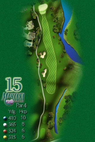 Mariana Butte Hole #15